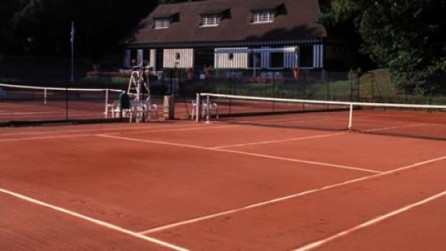 Terres battues - Site tennis de La Boulie