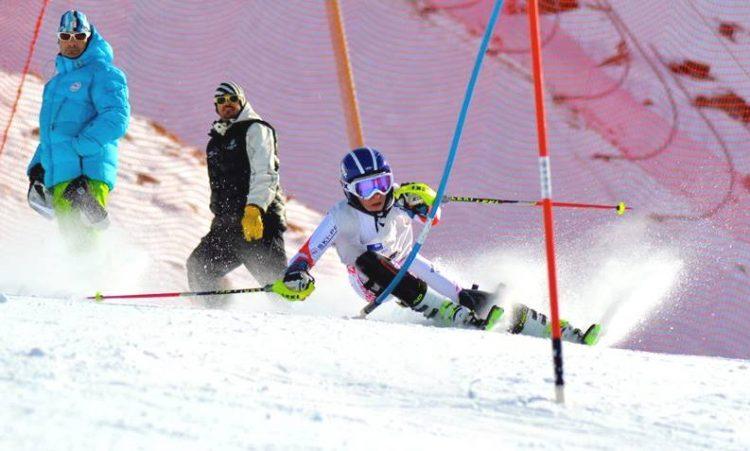 Ski: Grand Prix de RCF