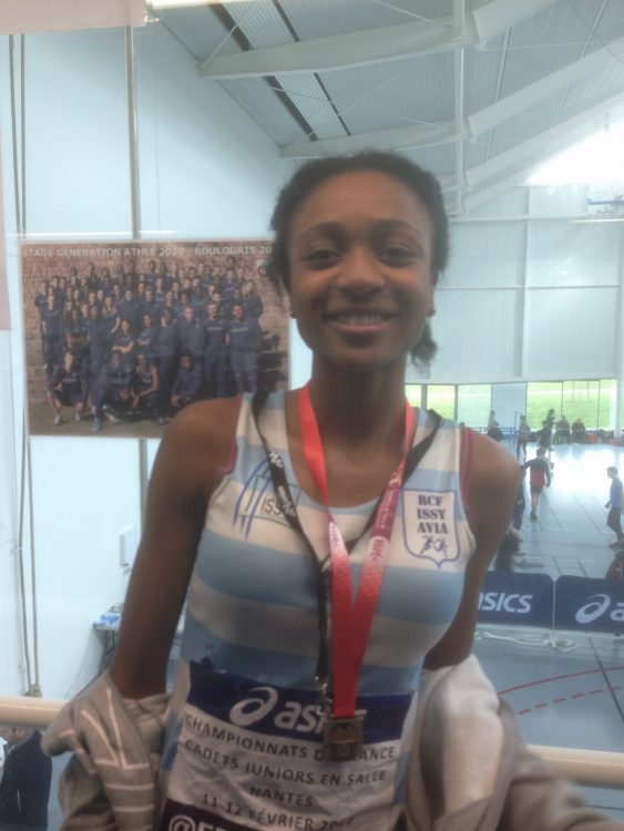 Athlétisme: Championnat de France Cadets-Juniors
