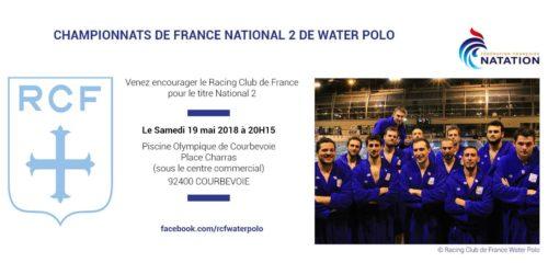 Water-Polo Championnat de France  N2