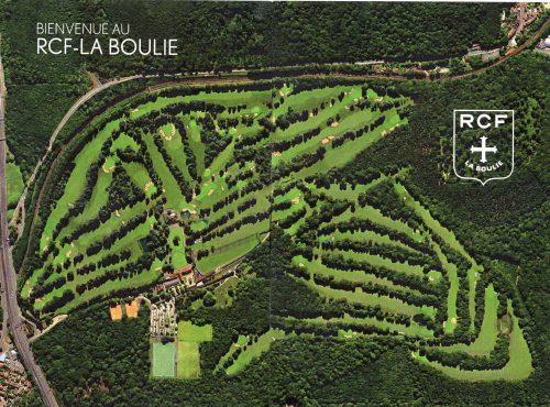 Jouer a la Boulie - Racing Club de France